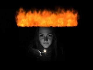 """Социальный ролик """"Пожар"""""""