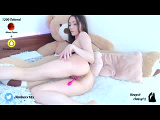 miss_ak / amberx18 chaturbate webcam