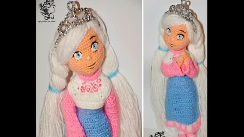 10 кукла Царевна Елена Прекрасная Авторская работа Урядовой Светланы 720x576