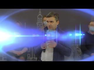 Встреча губернатора Станислава Воскресенского с жителями Ивановской области
