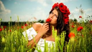 """Песня """"Сорвала я цветок полевой"""" в исполнении Людмилы Ганичевой (Колчиной)"""