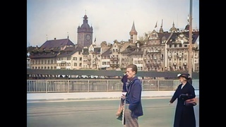 Time Travel back to wonderful Europe in the 1930's in color! [A.I. Enhanced & Colorized]