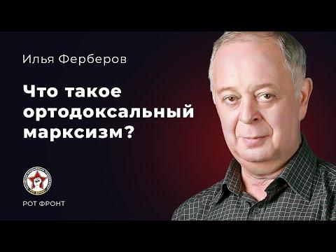 И.Л. Ферберов. Что такое ортодоксальный марксизм Сталин-140 и многое другое Стрим 15 декабря