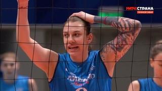 Волейбол   Женщины   Чемпионат России 2020 2021   Суперлига   Плей офф финал 6 ти    Динамо Москва