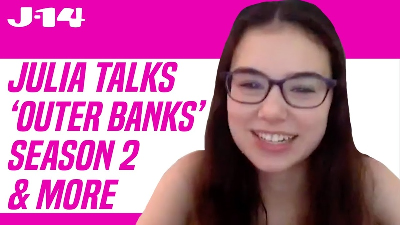 Outer Banks Star Julia Antonelli Talks Season 2 Gushes Over Madelyn Cline and Chase Stokes