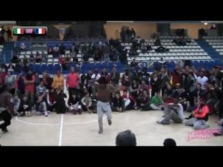 VERTIFIGHT WORLD 2011 QUARTI YWAE ITALY VS RK FRANCE