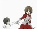 Вокалоиды Драма - Жертвоприношение Алис - 1 серия