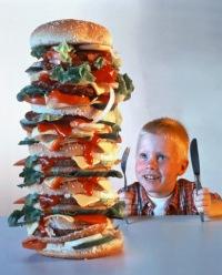 чтобы похудеть ребенку