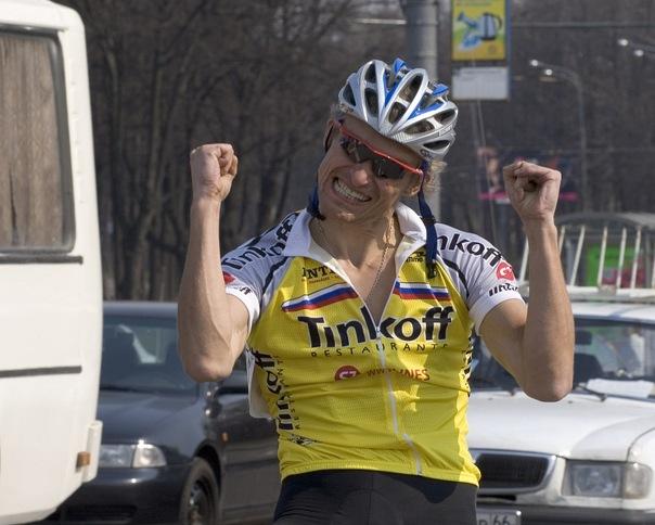 Велогонка 5 колец Москвы (2006)
