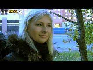 My Pickup Girls Kathy - Blonde in crazy public fuck adventure