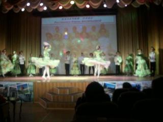 Казачий танец. Отчетный концерт ансамбля Фантазия