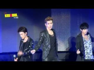 [Kris focus] Into your world 14,09,2012 K-POP В Шанхае,Китай