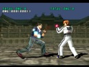 Tekken 3 Jin Kazama Juggles Combos Dragon Uppercut Spinning Mid Kick 2013.12.15 00 01
