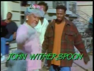 Вступительные титры сериала Братья Уэйэнсы The Wayans Bros 1995