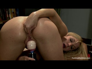 Amy Brooke. In In IN: Driving the Machines Deep Into Her Every