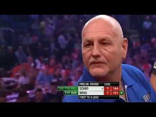 Rob Szabo vs Ian Moss (PDC World Darts Championship 2014 / Preliminary round)