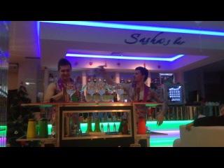 Бармен шоу Sasha's bar BarTRENDER