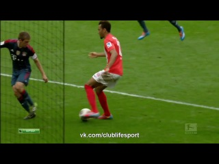 Майнц 0:2 Бавария | Обзор матча