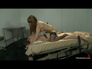 Eva lin and blake (shemale seduction)