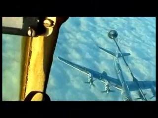 Russian bomber the tupolev tu-95 _bear_