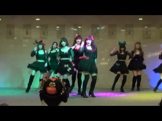 ARB - One・Two・Three (3 in 1: J-FEST2014 Live COVER MV モーニング娘 MV