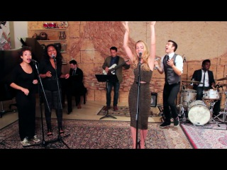 Really don't care vintage motown style demi lovato cover ft. morgan james