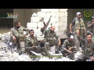 Ali deek – sabah alkher ya syria! (доброе утро, сирия моя!)