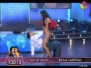 Argentina's Dancing with the Stars - L. R. Streap Dance Bailando 2011
