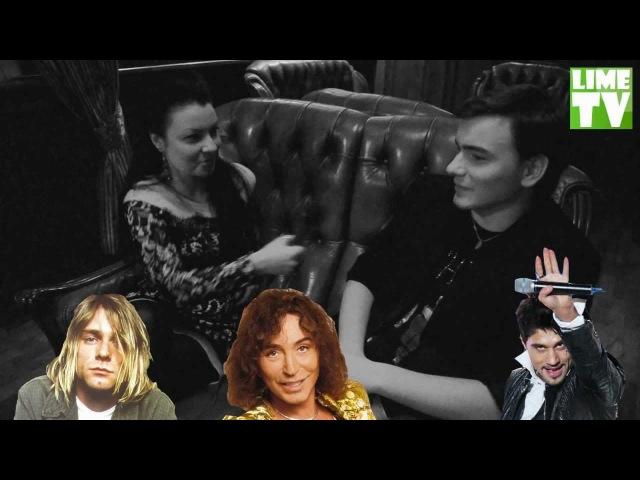 Илья Джепаров на Lime TV