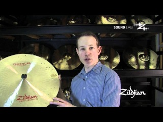 "Zildjian Sound Lab - 20"" FX Oriental Crash of Doom"
