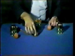 Fred Kaps Cups and Balls