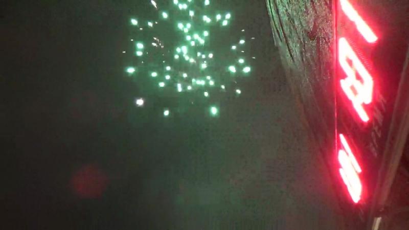 Новый годв Руси Салют
