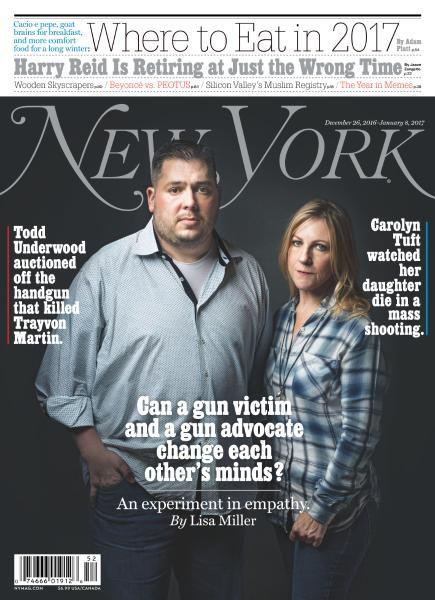 New York Magazine – December 26, 2016 – January 8, 2017