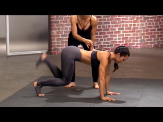 Jillian Michaels  - 10 Minute Body Transformation - Pilates Power
