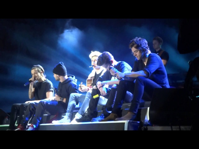 Little Things - One Direction en Chile 01052014 (Lilo Paynlinson aw)