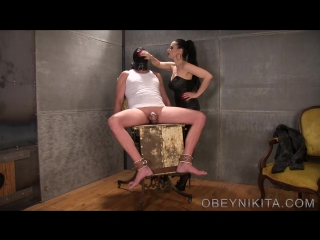 Mistress Nikita - Deeper Nail Whore