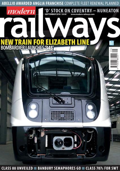 Modern Railways - September 2016