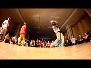 HIP HOP FINAL TopRocket VS Katerynka fistalika Rossomahina