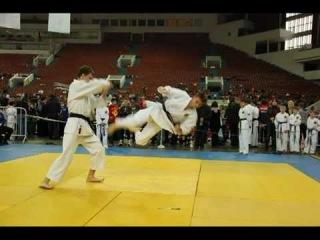 VI Martial Arts Olympics (Video) - Seibukan Karate & Jinbukan Kobudo & Shudokan Aikido RUSSIA