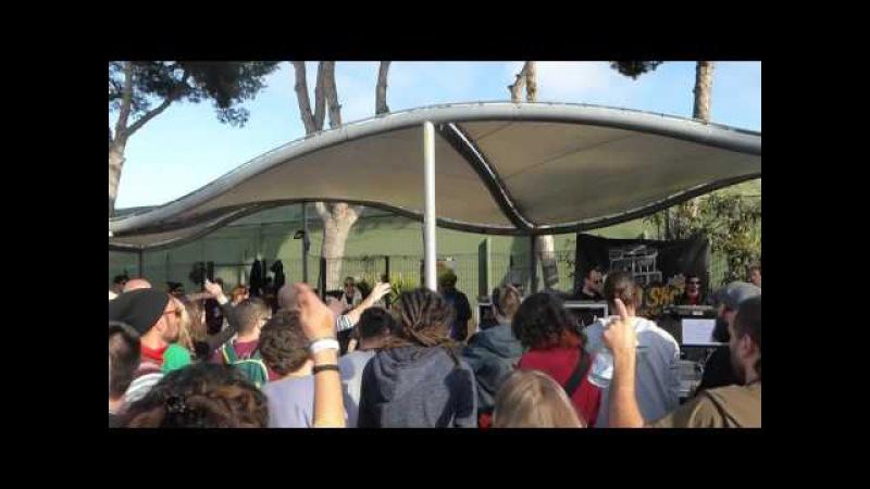 International Dub Gathering 2016 Barcelona Indica Dubs Danman
