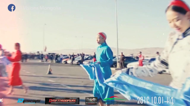 DVisions Mongolia 2016 Second time in Ulanbator