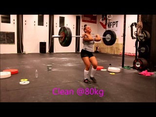 17 year old girl @50kg bodyweight is LIFTING more weights then STRONG average guys does