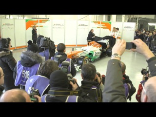 F1 2013 - Sahara Force India VJM06 Launch