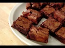 How to Make Fudgy Brownies Recipe by Laura Vitale Laura in the Kitchen Episode 111