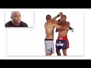 Anderson Silva    Training and Techniques for Muay Thai MMA Full Training Video