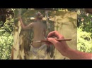 Jeremy Lipking The Nude Outdoors Quick Clip