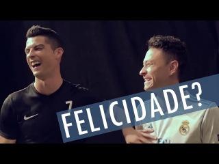 Cristiano Ronaldo e Fred (Análise de Linguagem Corporal - SCAN)