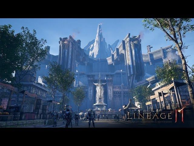 [Lineage2M] Презентация игры от NCSoft в 2017 году
