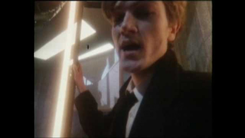 John Foxx - Underpass [Mark Reeder's Sinister Subway Radio Remix]