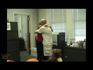 Soldiers coming home surprise compilation 5